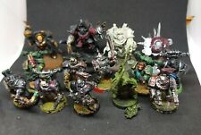Job Lot Chaos Space Marines Lord Obliterators Terminators Warhammer 40k WH40K