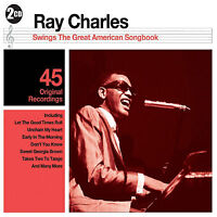 Ray Charles - American Songbook - 2CD SET - NEW & SEALED GREATEST HITS BEST OF