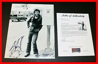 🔥 Bruce Springsteen Autographed SIGNED 11x14 Picture Photo Poster PSA JSA 🔥