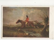 Hunting 1908 Postcard 279b