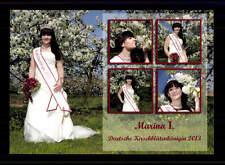 Marina Autogrammkarte Original Signiert Kirschblütenkönigin # BC 78564