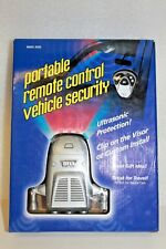BOA Model B500,Portable Remote Control Vehicle Security By-DIRECTED ELECTRONICS-