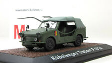 Scale model car 1:43 TRABANT P 601A Kübelwagen 1975