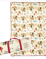 Kiki's Delivery Service Jiji Picnic Sheet Leisure Sheet Studio Ghibli Japan