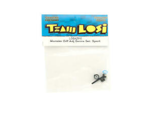Losi # 2910   Monster Diff Adjustable Screw Set: Sport  MIB