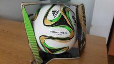 Adidas Official MatchBall Brazuca Rio Final Ball World Cup 2014 Brazil Football