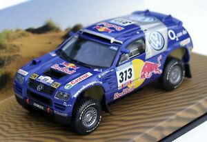 VW Race Touareg 1 Rallye Dakar 2005 #313,Vw-Werbemodell From MINICHAMPS M.1 :