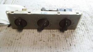 Temperature Control Front 4 Door Sport Trac Fits 01-02 EXPLORER 64919