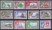 Gilbert & Ellice Islands 1939 SC 40-51 MH Set