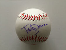 TED DANSON AUTHENTIC SIGNED BASEBALL AFTAL & UACC [14391] OBTAINED IN PERSON