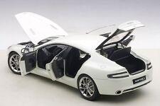 Autoart ASTON MARTIN RAPIDE S STRATOS WHITE 2015 1/18 Scale New Release In Stock