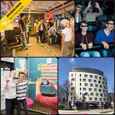 3 Tage 2P 3★ acomhotel München Bavaria Filmstadt Kurzurlaub Hotelgutschein