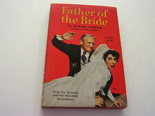 FATHER OF THE BRIDE  1949  EDWARD STREETER   FABULOUS MOVIE TIE-IN   VERY GOOD+
