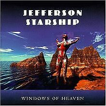 Windows of Heaven von Jefferson Starship | CD | Zustand gut
