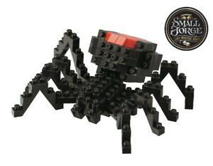 Nanoblock REDBACK SPIDER - NBC-288, Level 2, 130 Pieces, NEW