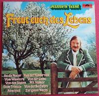 James Last / Freut euch des Lebens LP Vinyl 1976 Klappcover
