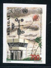 TIMBRE AFRIQUE SENEGAL / NEUF NON DENTELE N° 1622 ** STATION METEOROLOGIQUE