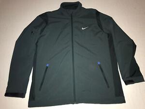 Nike RF Roger Federer Tennis Full-Zip Jacket Midnight Spruce Size XL NWOT!