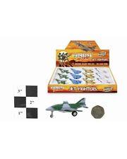 Bulk Wholesale Job Lot 36 Die Cast Metal Fighter Planes Toys
