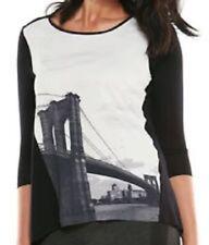Hauts, chemises et T-shirts noir Zara pour femme