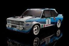 Rally Legends 1/10 scale RTR  FIAT 131 RC Drift /Rally Car