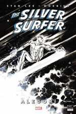Silver Surfer Parable Turkish Edition Cinar Black&White Variant