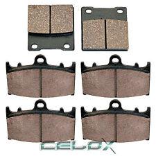 Front Rear Brake Pads for Suzuki GSX-R600 GSXR600 1997 1998 1999 2000 01 02 03