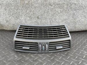 ✔MERCEDES W220 S430 S500 S55 S600 CENTER DASH DASHBOARD AIR AC A/C VENT OEM
