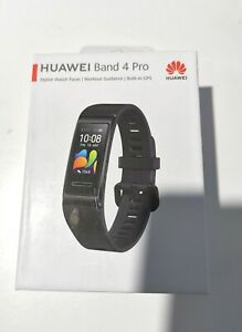 HUAWEI Band 4 Pro Black - Smart Band Fitness Tracker( New, see description )