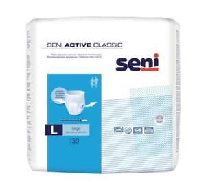 Seni Active Classic large - Inkontinenzslip Pants - 3 x 30 Stk. - PZN 13830766