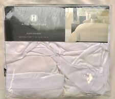 HOTEL COLLECTION WOVEN CORD QUEEN BEDSKIRT NEW IN PACKAGE MSRP $110