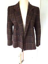 Veste 100 % Laine Desarbre L XL 40 42  blazer cardigan wool jacket