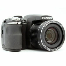 Fujifilm FinePix S Series S4000 14.0MP Digital Camera Black Tested Working