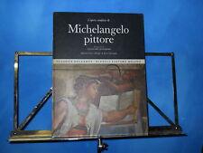 L'OPERA COMPLETA DI MICHELANGELO PITTORE - RIZ. 1E 1966