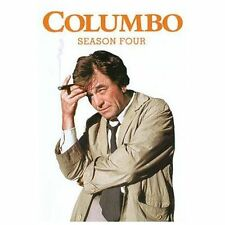 Columbo - The Complete Fourth Season (DVD, 2013, 3-Disc Set)