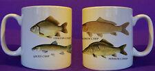 Carp Family coarse fishing angling mug personalised