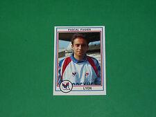 N°86 FUGIER OLYMPIQUE LYONNAIS LYON OL PANINI FOOT 93 FOOTBALL SAISON 1992-1993