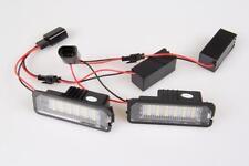 LED SMD Kennzeichen Leuchte Nummernschild beleuchtung Kennzeichenbeleuchtung VW