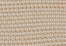 1 Strand Glass Pearls 3mm 4mm 6mm 8mm 22 Colors You Pick! A+ Quality!
