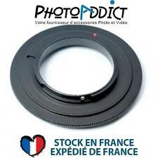 BAGUE INVERSION EOS 62 - Bague d'inversion 62mm pour Canon