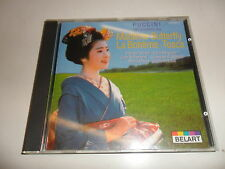 CD puccini: Madame Butterfly