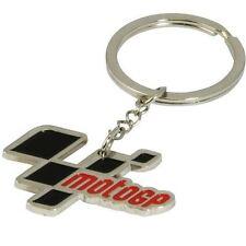Official MotoGP Metal KeyRing KeyFob Motorcycle Motorbike Merchandise New