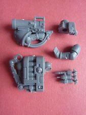 Space Marine TACTICAL SQUAD MISSILE LAUNCHER SET - Bits 40K