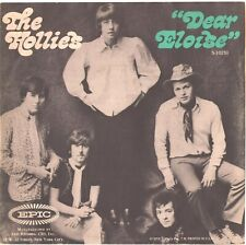 HOLLIES--PICTURE SLEEVE