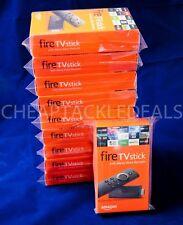 LOT OF 10 x Amazon Fire TV Stick w/ Alexa Voice Remote 2nd Generation (NEW)