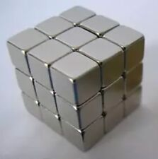 Cube Magnets Neodymium - 27 x 5mm Rare Earth Strong Neo Block square