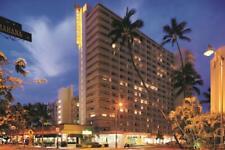 Enjoy 5 nights @ 3.5 STAR Ambassador Hotel Waikiki HAWAII