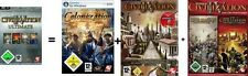 CIVILIZATION 4 IV ULTIMATE + Beyond the Sword + Warlords + COLONIZATION  NEU