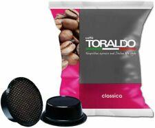 Caffè  Toraldo Miscela Classica Capsule Compatibili A Modo Mio Capsule Caffè, Scatola di 100 Pezzi