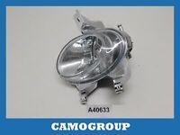 Light Fog Lamp Right Depo For PEUGEOT 206 5502005RUE 6205T1